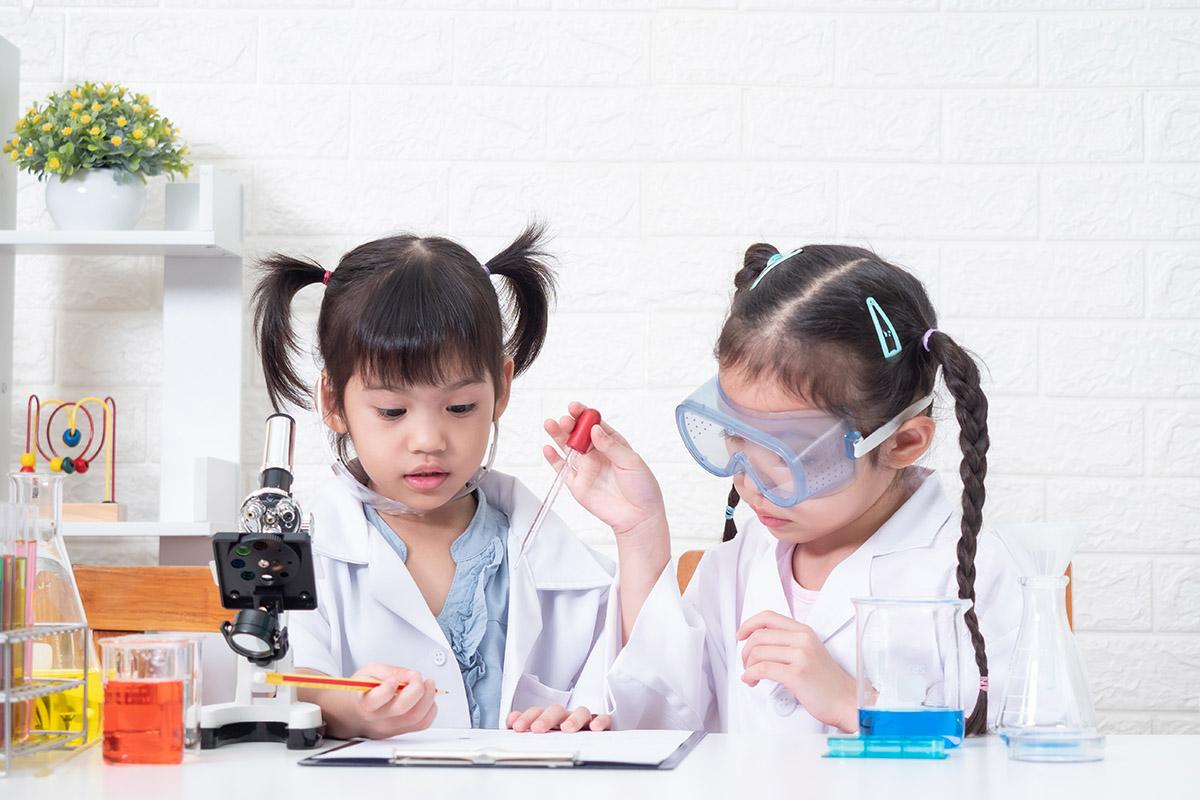pentingnya sains bagi anak